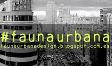 Fauna urbana design