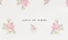 María de Miguel